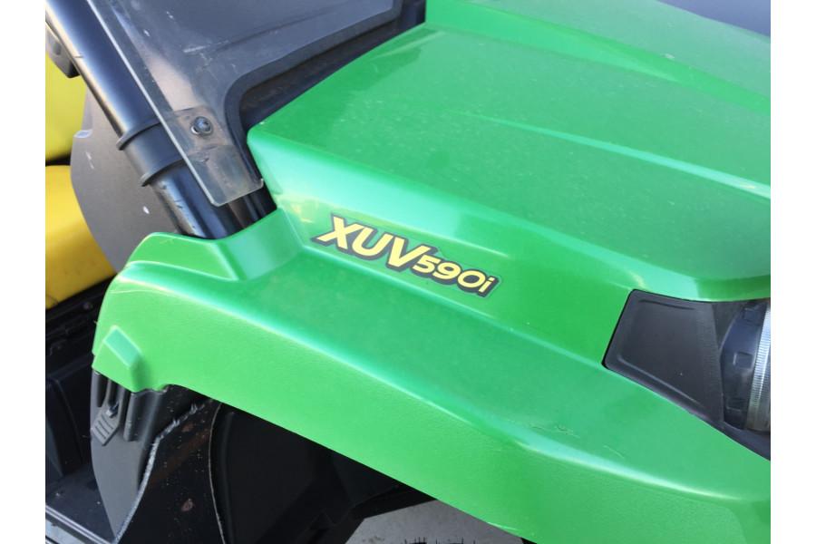2016 John Deere XUV Gator 590i Ute