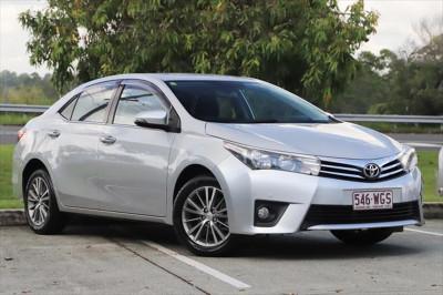 2014 Toyota Corolla ZRE172R SX Sedan