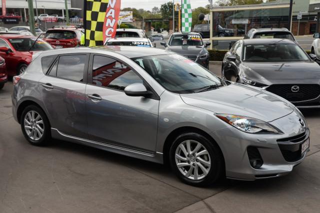 2012 Mazda 3 Hatchback Image 5