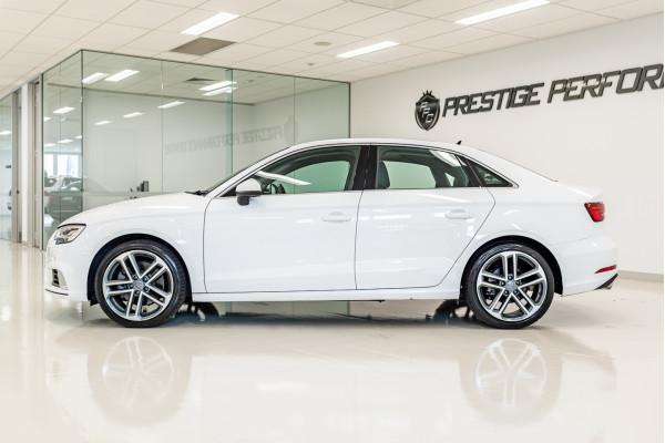 2019 MY18 Audi A3 Sedan 8V 2.0 TFSI Sport Sedan Image 4