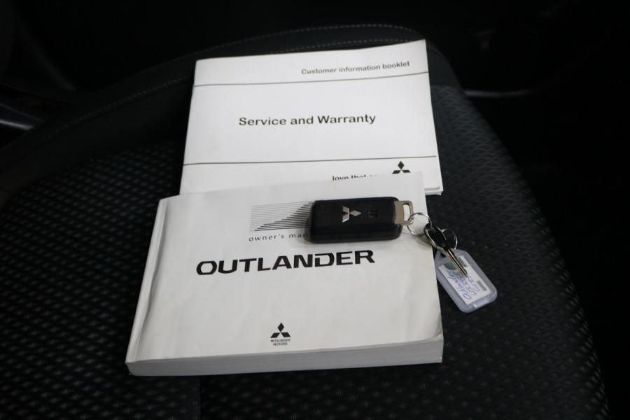 2018 MY18.5 Mitsubishi Outlander ZL MY18.5 LS Suv Image 15
