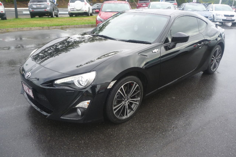 2014 Toyota 86 ZN Coupe Coupe