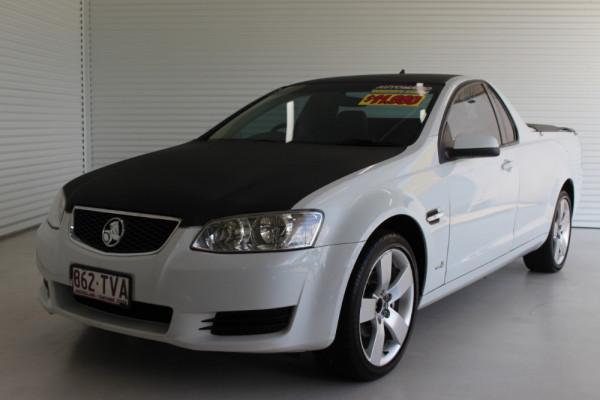 2011 Holden Ute VE II OMEGA Ute Image 4