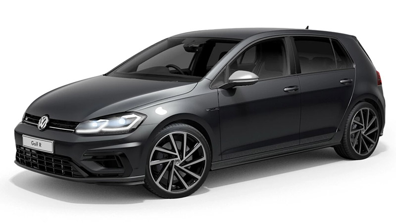 2020 Volkswagen Golf 7.5 R Wagon
