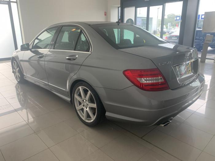 2014 Mercedes-Benz C Class W204 MY14 C250 CDI Sedan Image 8