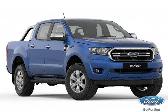 2018 MY19 Ford Ranger PX MkIII 4x4 XLT Double Cab Pick-up Utility