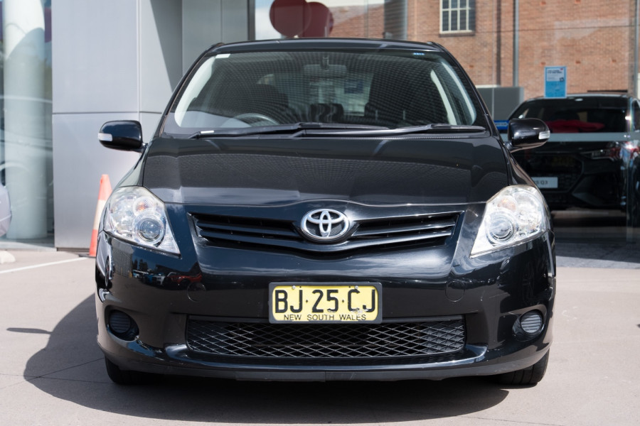 2010 Toyota Corolla Ascent