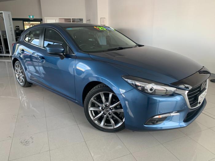 2016 Mazda 3 BM5438 SP25 Hatchback Image 1