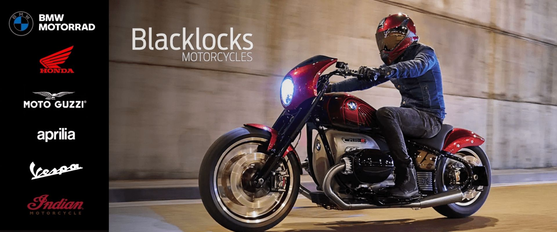 Visit Blacklocks Motorcycles