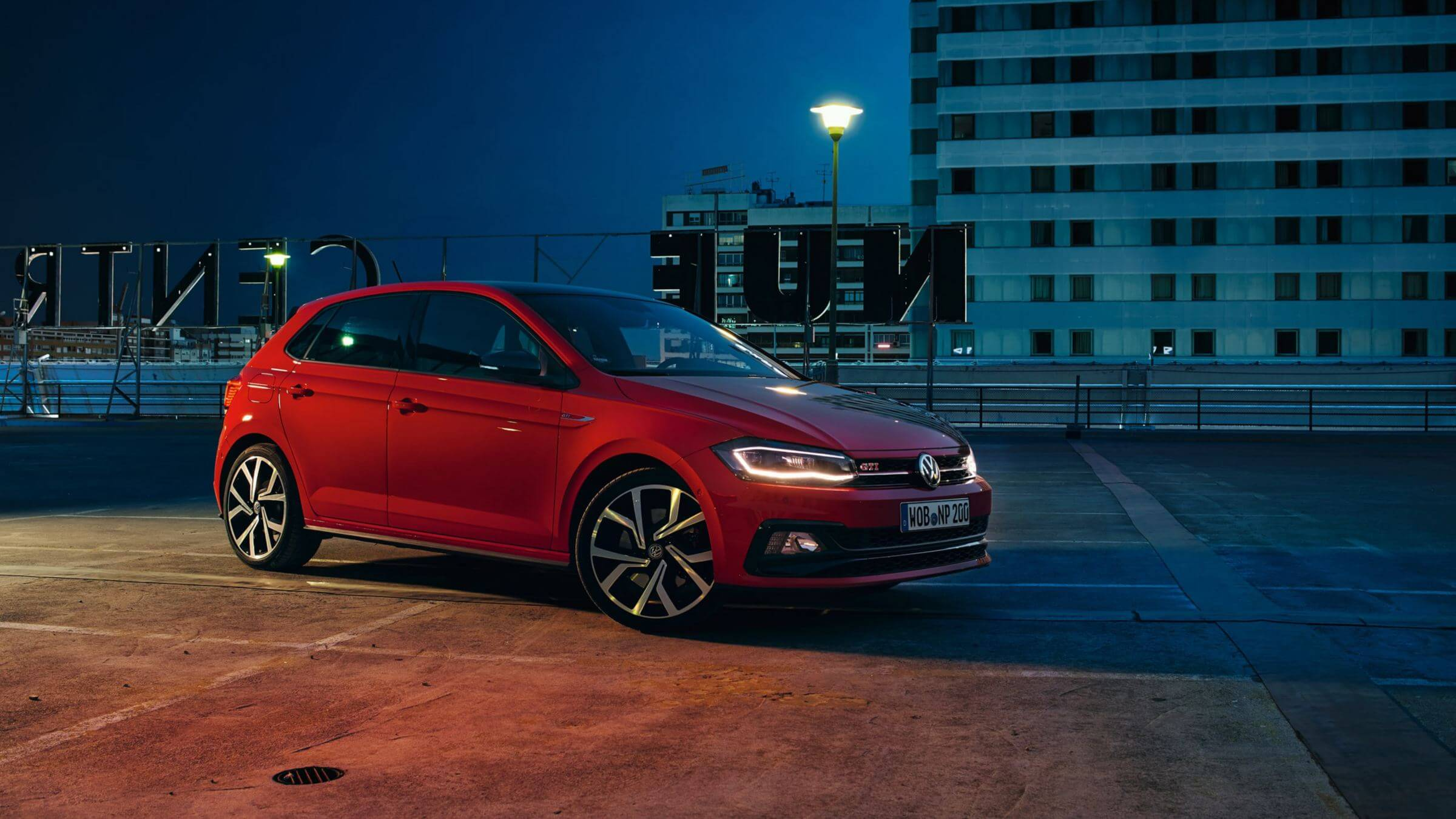 <strong>Polo GTi</strong><br>No ordinary Polo Image