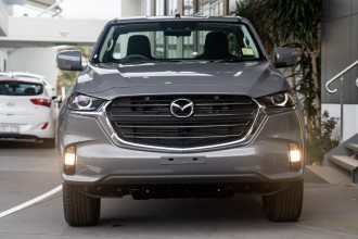 2021 Mazda BT-50 TF XT 4x4 Single Cab Chassis Cab chassis Image 4