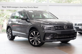 Volkswagen Tiguan 162TSI Highline 5N