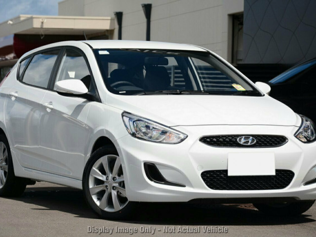 2019 MY18 Hyundai Accent RB6 MY18 Sport Hatchback