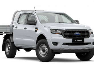 Ford Ranger XL Double Cab Chassis PX MkIII