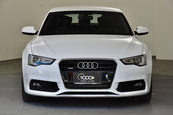 2016 Audi A5 8T MY16 Coupe