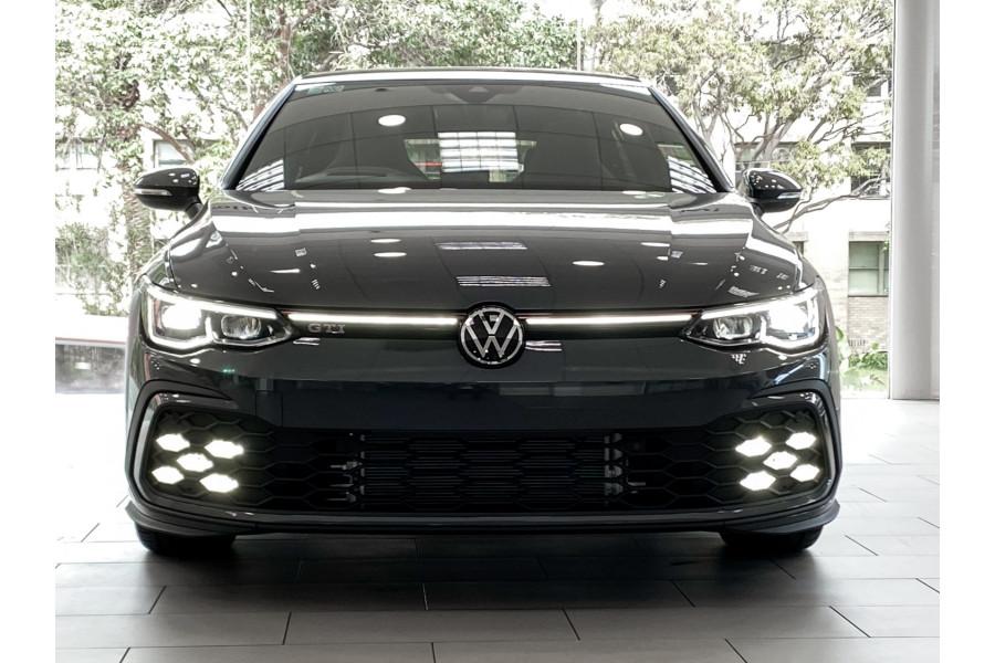 2021 Volkswagen Golf 8 GTI 7Spd DSG Hatch
