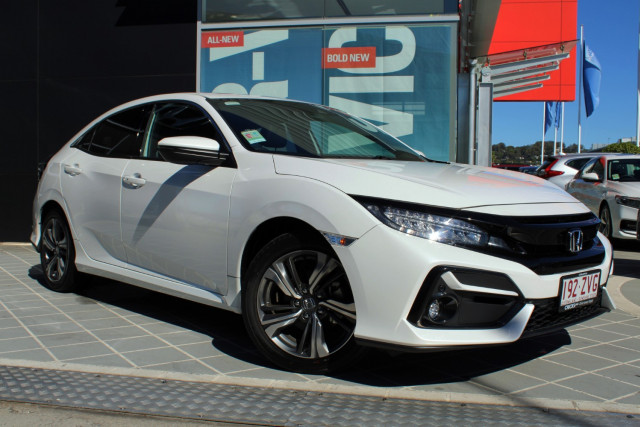2020 Honda Civic Hatch 10th Gen VTi-LX Hatch