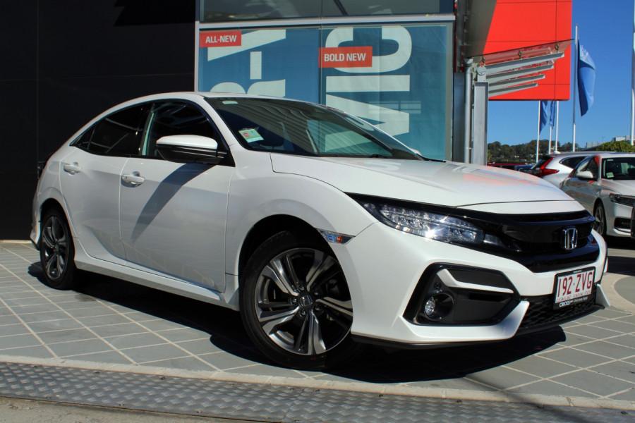 2020 Honda Civic Hatch 10th Gen VTi-LX Hatch