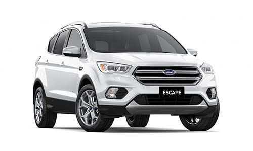 2018 MY18.75 Ford Escape ZG Titanium AWD Suv