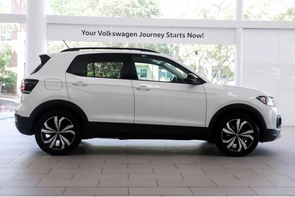 2021 Volkswagen T-Cross CityLife Black 1.0L T/P 7Spd DSG Suv Image 3