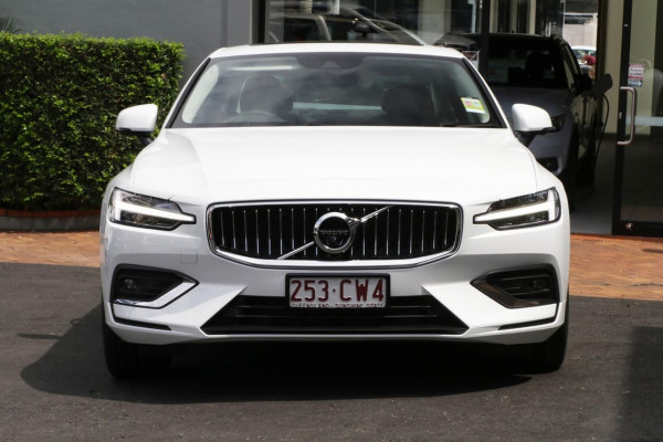 2021 MY22 Volvo S60 B5 Inscription Sedan Image 2