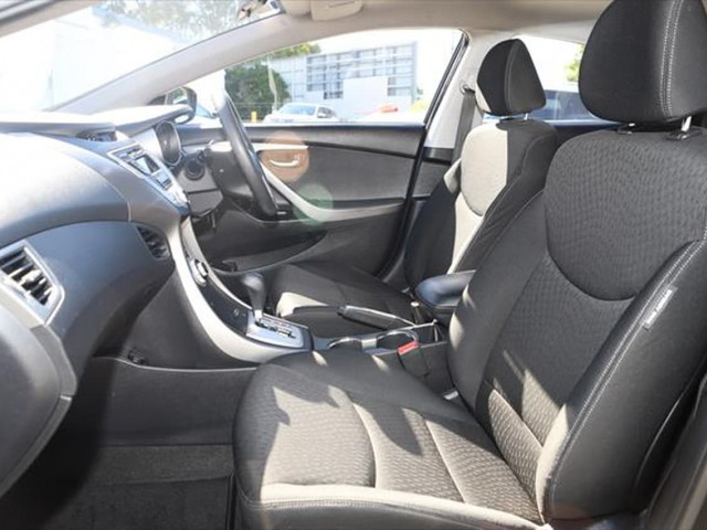 2011 Hyundai Elantra MD Active Sedan