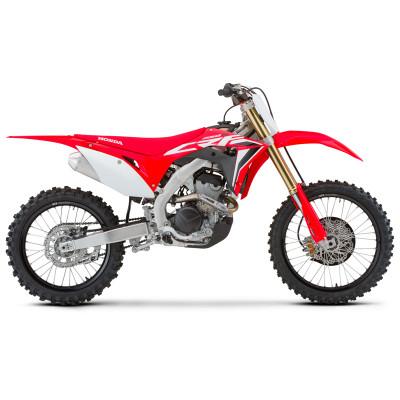 New Honda CRF250R