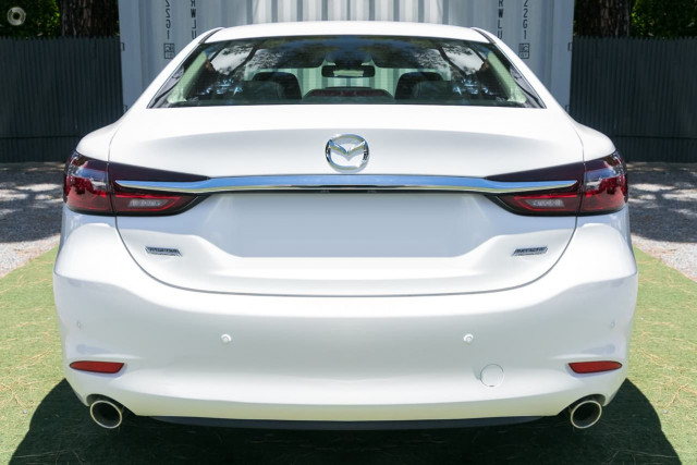 2019 Mazda 6 GL Series Sport Wagon Sedan Image 4