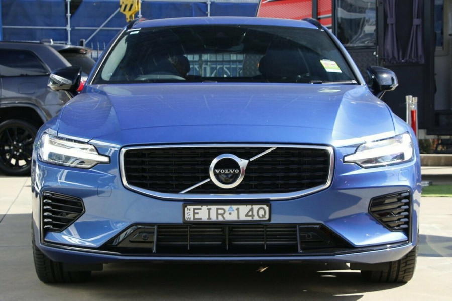 2019 MY20 Volvo V60 F-Series T8 R-Design Wagon Image 17