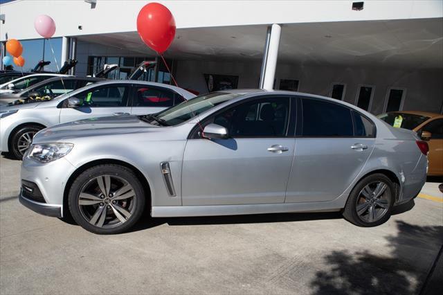 2013 Holden Commodore VF MY14 SV6 Sedan Image 5