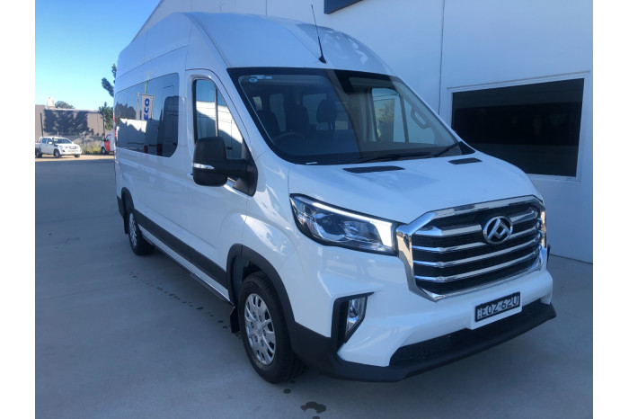 2021 LDV Deliver 9 14-Seat Bus (High Roof) Bus