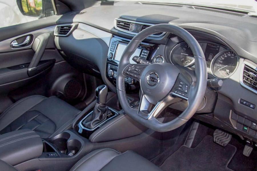 2018 Nissan QASHQAI J11 Series 2 Ti Suv Image 6