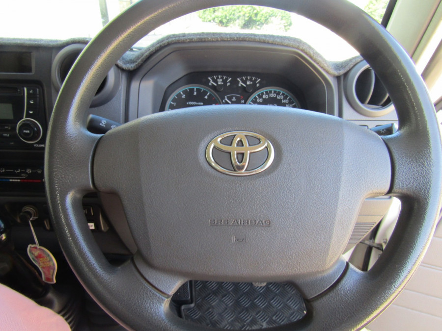 2013 Toyota Landcruiser VDJ79R MY13 GX Cab chassis Image 22