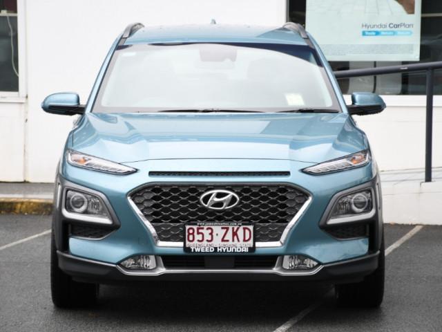 2019 MY20 Hyundai Kona OS.3 Elite Suv Image 2