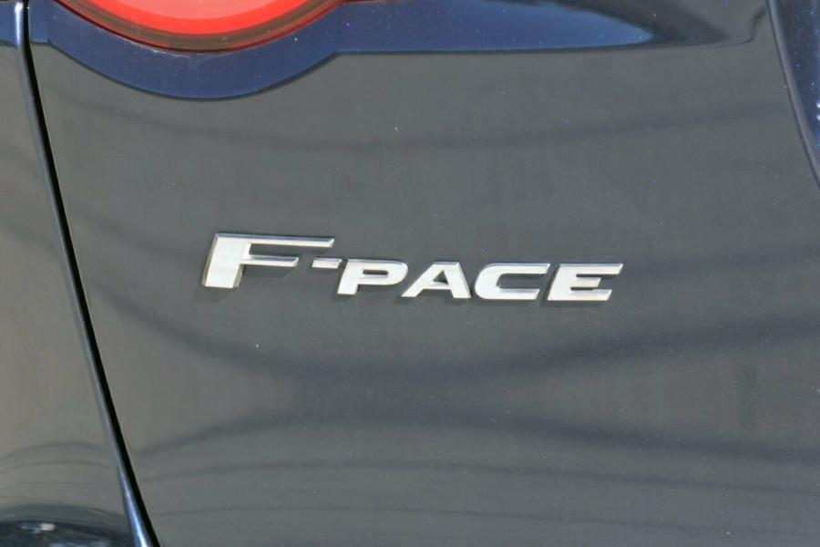 2017 MY18 Jaguar F-pace X761 MY18 20d Suv Image 20