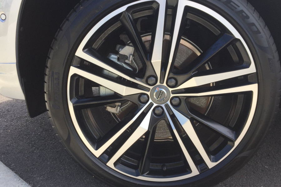 2019 Volvo XC60 UZ T6 R-Design Suv Image 6