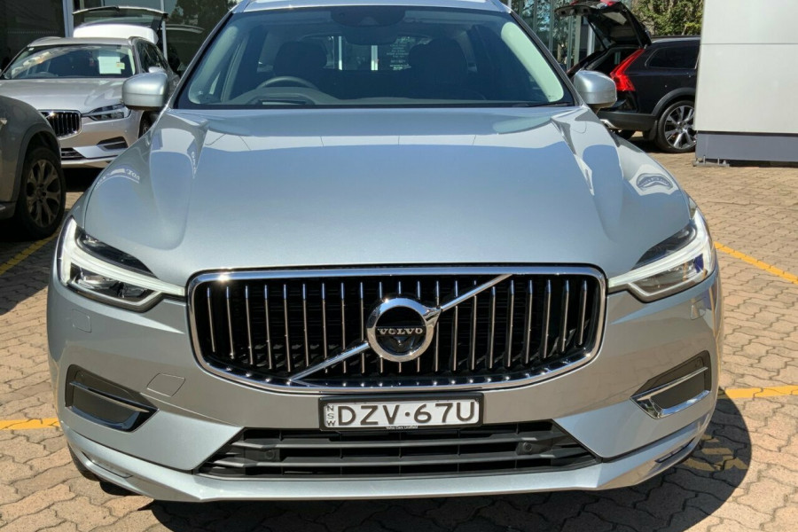 2018 Volvo XC60 UZ D4 Inscription (AWD) Suv Mobile Image 2