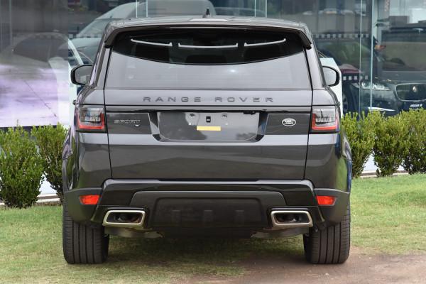 2019 MY20 Land Rover Range Rover Sport Suv Image 4
