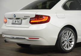 2016 BMW 2 Bmw 2 20i Luxury Line Auto 20i Luxury Line Coupe