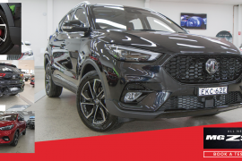 2021 MG ZST - Now Available For Test Drive & Bookings At MG Parramatta