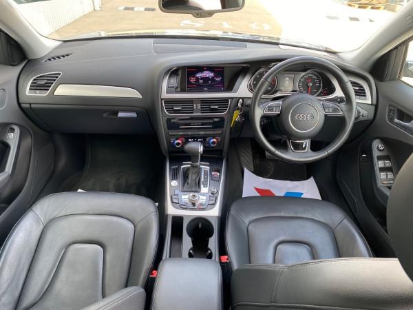 MY13 Audi A4 B8 8K Turbo Sedan