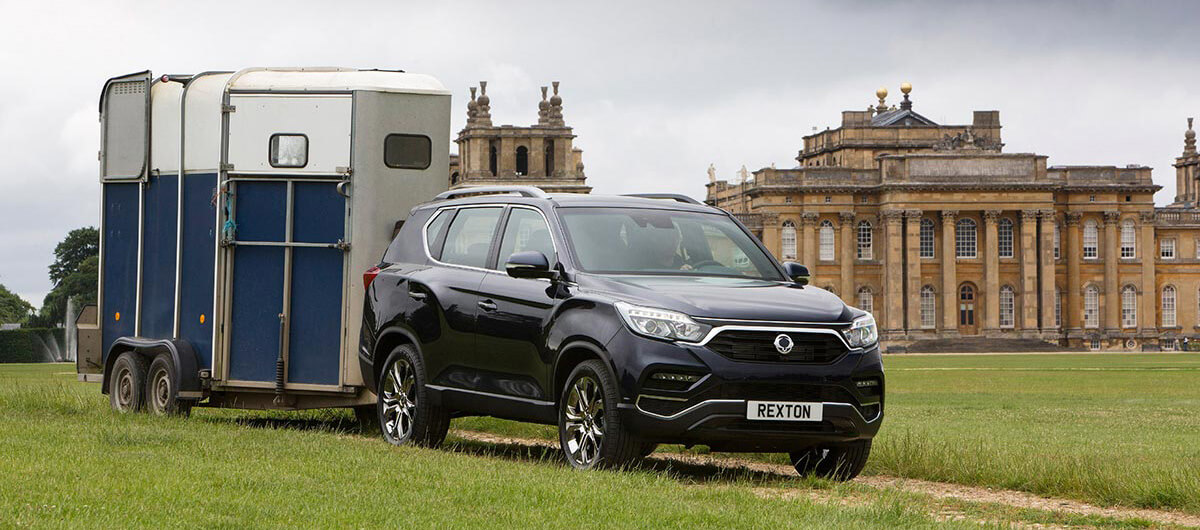 Rexton TOWING PROWESS