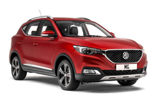 2018 MY17 MG ZS AZS1 Excite Suv
