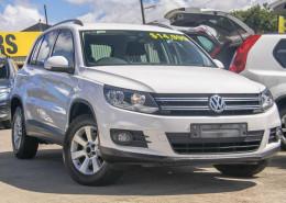 Volkswagen Tiguan 103 TDI 5NC MY13