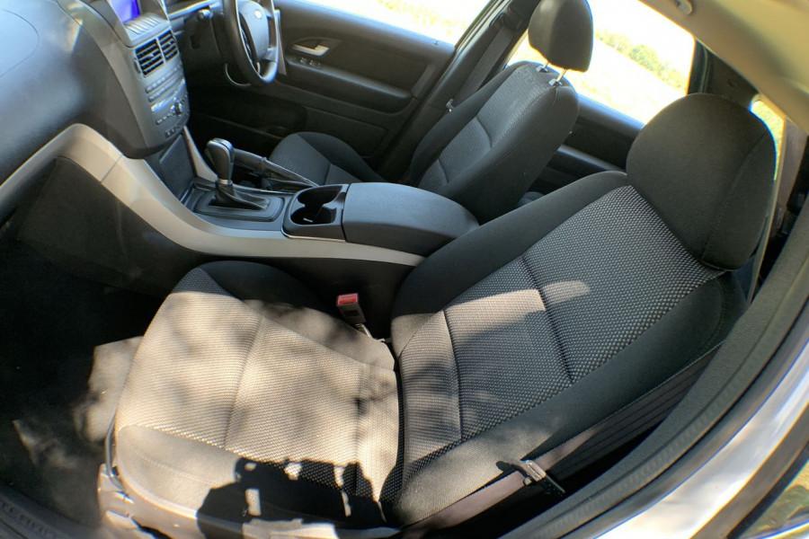 2014 Ford Territory SZ TX Wagon