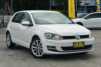 Volkswagen Golf 110TSI VII MY16