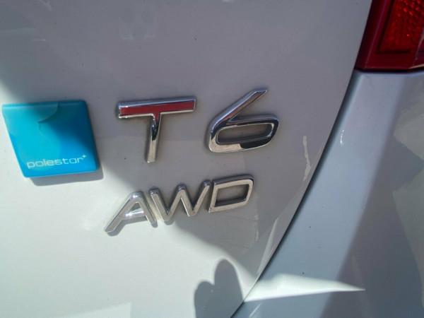 2012 Volvo V60 (No Series) T6 R-Design Wagon