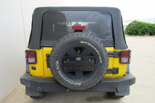 2009 Jeep Wrangler JK MY2009 SPORT Softtop