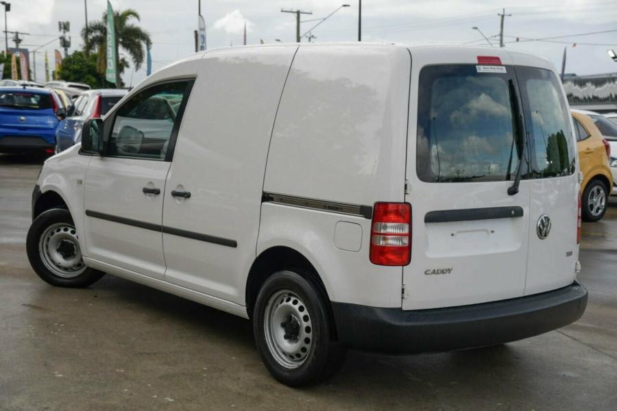 2012 MY13 Volkswagen Caddy 2KN MY13 TDI250 SWB DSG Van