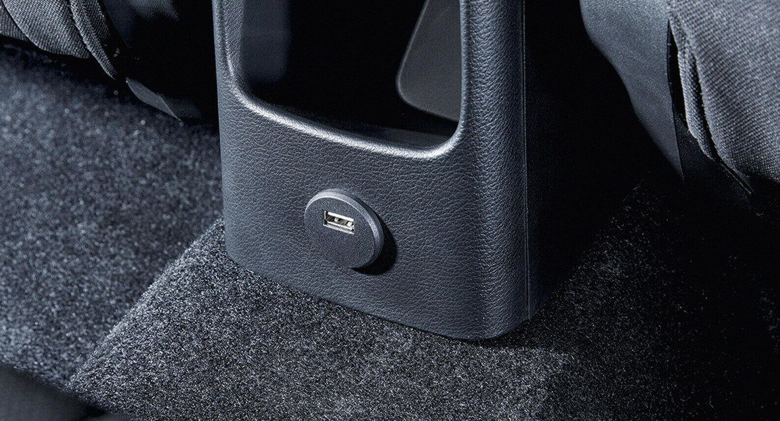 Baleno - USB Socket Kit For Rear Seat